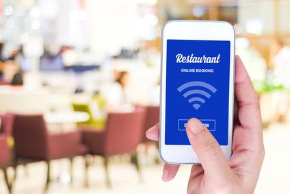 R server une table au restaurant avec l 39 application bim - Restaurant vaise tout le monde a table ...